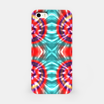 Thumbnail image of Colorful Batik Pattern IV iPhone-Hülle, Live Heroes