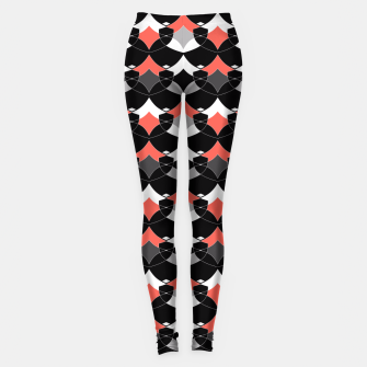 Imagen en miniatura de Abstract geometrical pattern Leggings, Live Heroes