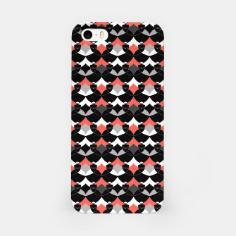 Thumbnail image of Abstract geometrical pattern iPhone Case, Live Heroes