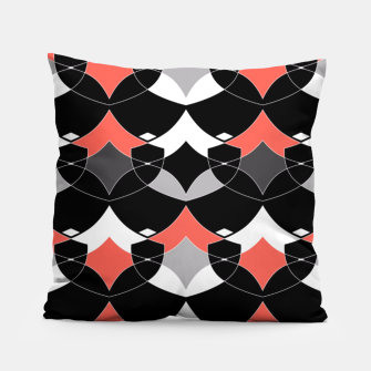 Miniaturka Abstract geometrical pattern Pillow, Live Heroes