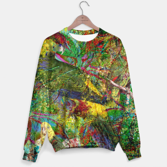 Thumbnail image of Parrots Sweater, Live Heroes