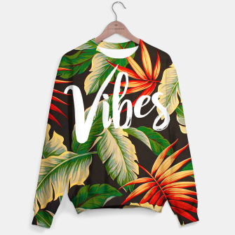 Thumbnail image of Vibes Sweater, Live Heroes