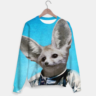 Thumbnail image of Captain Fennec Sweater, Live Heroes