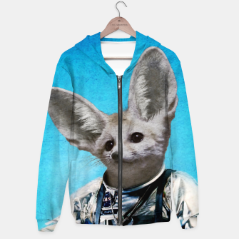 Thumbnail image of Captain Fennec Hoodie, Live Heroes