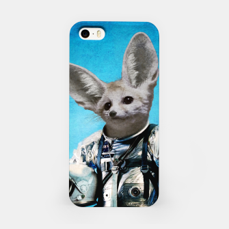 Thumbnail image of Captain Fennec iPhone Case, Live Heroes