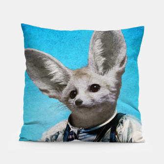 Thumbnail image of Captain Fennec Pillow, Live Heroes