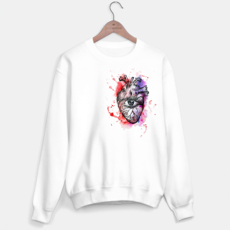 Imagen en miniatura de The heart Sweater regular, Live Heroes