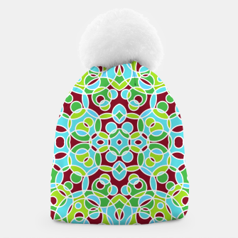 Thumbnail image of HISPTER GEOMETRIC SHAPES Beanie, Live Heroes