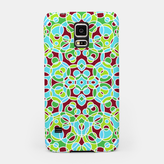 Thumbnail image of HISPTER GEOMETRIC SHAPES Samsung Case, Live Heroes
