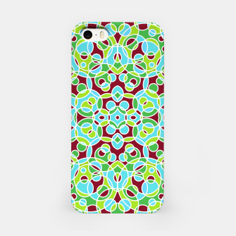 Thumbnail image of HISPTER GEOMETRIC SHAPES iPhone Case, Live Heroes
