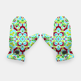 Thumbnail image of HISPTER GEOMETRIC SHAPES Gloves, Live Heroes