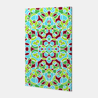 Thumbnail image of HISPTER GEOMETRIC SHAPES Canvas, Live Heroes