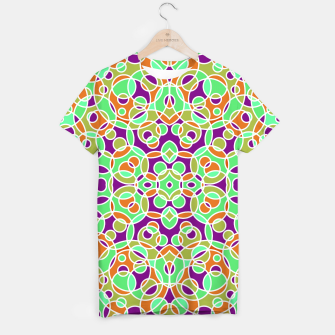 Thumbnail image of PSYCHEDELIC PATTERN  T-shirt, Live Heroes
