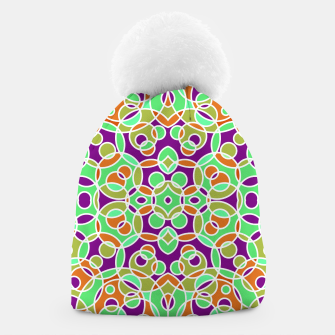 Thumbnail image of PSYCHEDELIC PATTERN  Beanie, Live Heroes