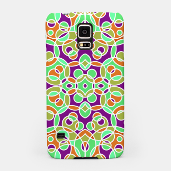 Thumbnail image of PSYCHEDELIC PATTERN  Samsung Case, Live Heroes