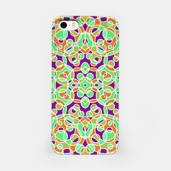 Thumbnail image of PSYCHEDELIC PATTERN  iPhone Case, Live Heroes