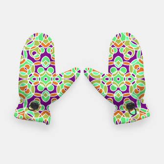Thumbnail image of PSYCHEDELIC PATTERN  Gloves, Live Heroes