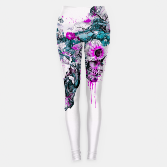 Thumbnail image of Don't Kill The Nature II Leggings, Live Heroes