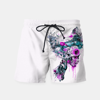 Thumbnail image of Don't Kill The Nature II Swim Shorts, Live Heroes