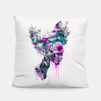 Thumbnail image of Don't Kill The Nature II Pillow, Live Heroes
