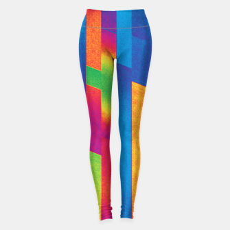 Thumbnail image of Pattern 4  Leggings, Live Heroes