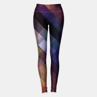 Thumbnail image of Pattern 5 Leggings, Live Heroes