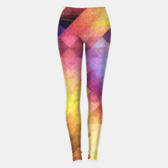 Thumbnail image of Pattern 8 Leggings, Live Heroes