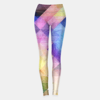 Thumbnail image of Pattern 10 Leggings, Live Heroes