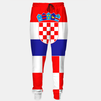 Thumbnail image of CROATIA 3 Sweatpants, Live Heroes