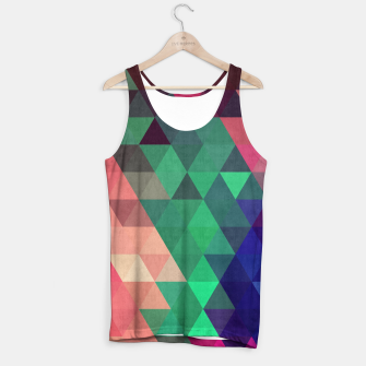 Thumbnail image of Colorful and geometric pattern Tank Top, Live Heroes