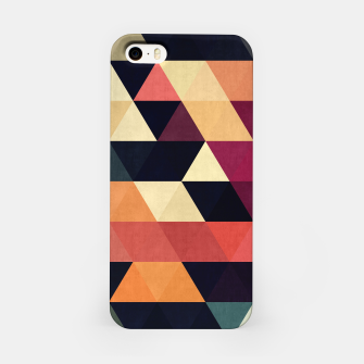 Thumbnail image of Colorful and geometric pattern iPhone Case, Live Heroes