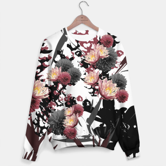 Thumbnail image of FLORET CLUSTER Sweater, Live Heroes