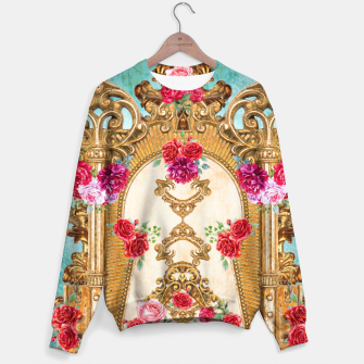 Thumbnail image of abstract ornamentical art  Sweater, Live Heroes