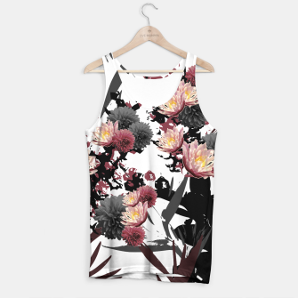 Thumbnail image of FLORET CLUSTER Tank Top, Live Heroes