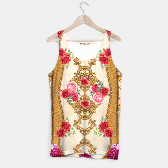 Thumbnail image of abstract ornamentical art  Tank Top, Live Heroes