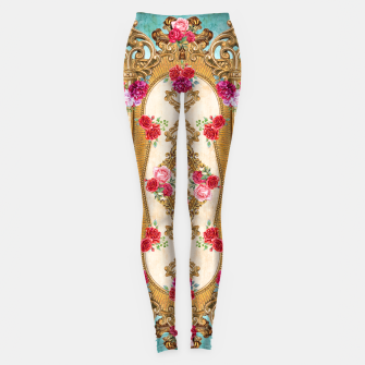 Imagen en miniatura de abstract ornamentical art  Leggings, Live Heroes