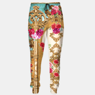 Thumbnail image of abstract ornamentical art  Sweatpants, Live Heroes