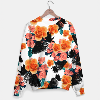 Thumbnail image of STRAWBERRIES & FLOWERS Sweater, Live Heroes