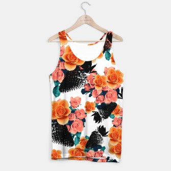 Thumbnail image of STRAWBERRIES & FLOWERS Tank Top, Live Heroes
