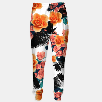 Thumbnail image of STRAWBERRIES & FLOWERS Sweatpants, Live Heroes