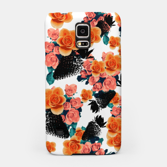 Thumbnail image of STRAWBERRIES & FLOWERS Samsung Case, Live Heroes