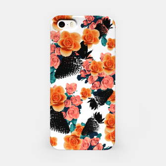 Thumbnail image of STRAWBERRIES & FLOWERS iPhone Case, Live Heroes