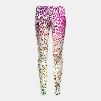 Thumbnail image of animals  Girl's Leggings, Live Heroes