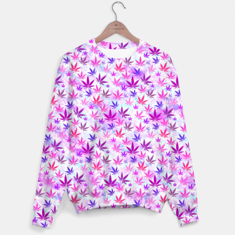 Thumbnail image of Crystal Weed Sweater, Live Heroes
