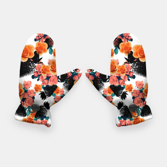 Thumbnail image of STRAWBERRIES & FLOWERS Gloves, Live Heroes