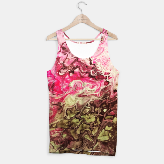 Thumbnail image of Pink green Tank Top, Live Heroes