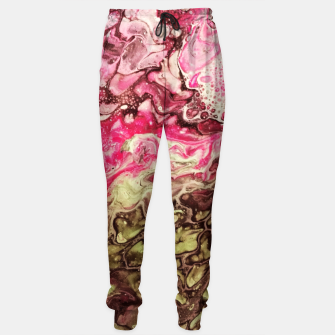 Thumbnail image of Pink green Sweatpants, Live Heroes