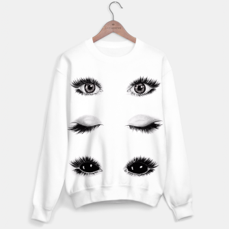 Thumbnail image of Eyes Sweater, Live Heroes