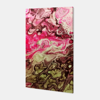 Thumbnail image of Pink green Canvas, Live Heroes