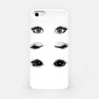 Thumbnail image of Eyes iPhone Case, Live Heroes